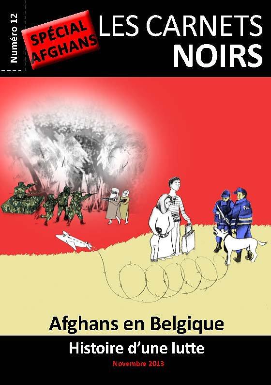 Afghans en Belgique, histoire d'une lutte