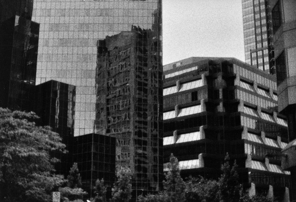 Le miroir de la ville