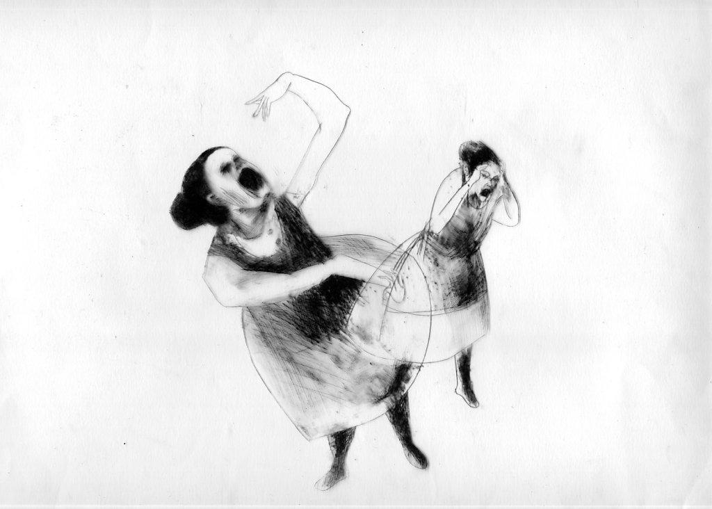 L'Oeuf, de Dino Buzzati