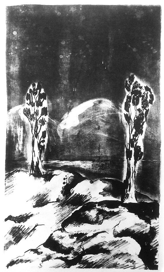 Les collines d'Anacapri